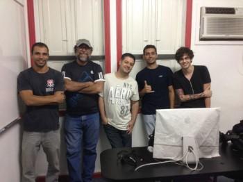 Color – Nov / 2012 – Jorge, Washigton, Felipe, Fernando e João Paulo
