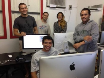 Final Cut – Março de 2013 – Pablo, Felipe Thaís, Matheus e Igor