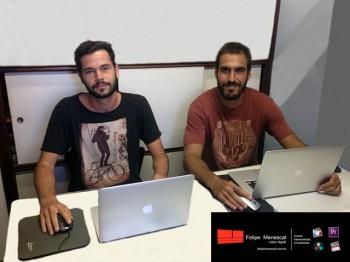 Final Cut Pro X – Março de 2015 – Diego e Lucas