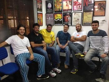 Final Cut – Dez / 2013 – Edhen, Ricardo, Robson, Alexandre e Roberto