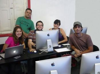 Final Cut – Dez / 2010 – Camila Kzan, Beto, Livia Renó e Marcelo Forin