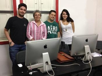 Final Cut  Pro X – Fev / 2014 – André, Luciana, Felipe e Sabrina