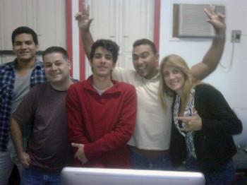 Final Cut –  Jun / 2011 – Felipe Valle, Fabian Seidel, Guilherme Medeiros e Lorraine Lima