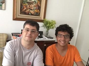 Curso Davinci Resolve Particular – Jan/ 2016 –  para Victor Costa Lopes – Aluno de Fortaleza